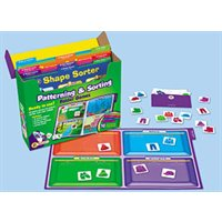 Patterning & Sorting Folder Game Library