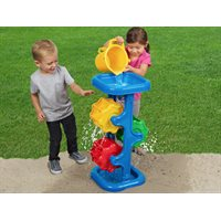 Giant Sand & Water Fun Wheel