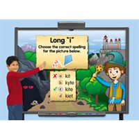 Making Phonics Fun! Interactive Games-Complete Set-Class License (5 computers) CD-ROM