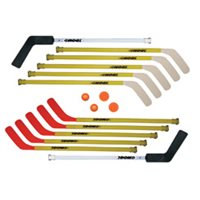 Dom Gain Floor Hockey Sticks - Set