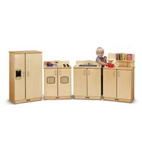 Culinary Creation Play Kitchen 4 Piece Set