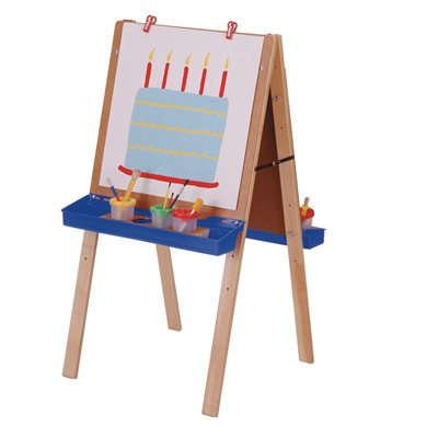Jonti-Craft® Primary Adjustable Easel
