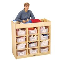 Jonti-Craft® 12 Tub Changing Table with Pad