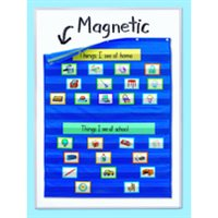 Magnetic Pocket Chart