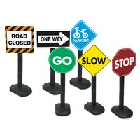 Keep it Safe!  Traffic Signs