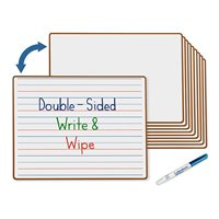 DOUBLE-SIDED Learn To Print Boards - Set of 10