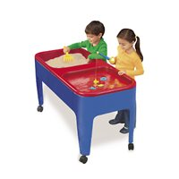 Preschool Two-Station Sand & Water Table