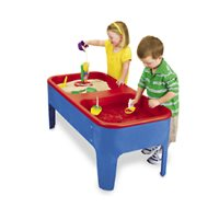 Toddler Two-Station Sand & Water Table