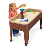 Preschool Sand & Water Table-Natural Colours