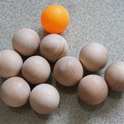 Kodo Kids Wood Balls