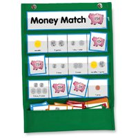 Money Match & Learn Activity Kit