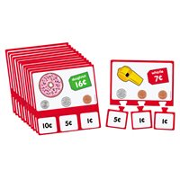 Counting Money Puzzles Level 1