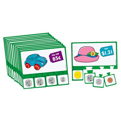 Counting Money Puzzles Level 3