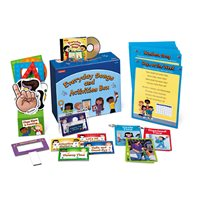 Everyday Songs & Activities Box