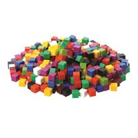 Centimetre Cubes, Set of 1,000
