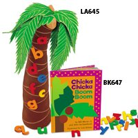 Activity Tree For Chicka Chicka Boom