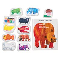 Brown Bear Storytelling Kit