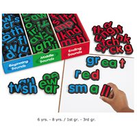 Magnetic Word Builders