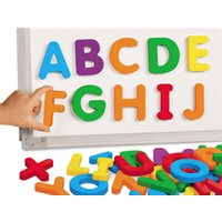 Giant Magnetic Letters-Uppercase-Set of 40