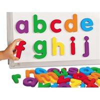 Giant Magnetic Letters-Lowercase-Set of 40