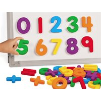Giant Magnetic Numbers 0-9-Set of 40