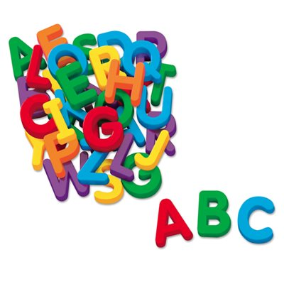 Magnetic Letters-Uppercase