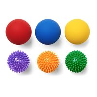 Balls for Outdoor Ramps Exploration Set