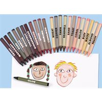 People Colours® Crayons - Dozen