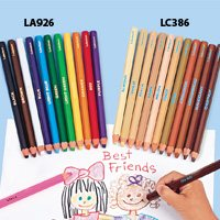 People Colours Jumbo Pencils