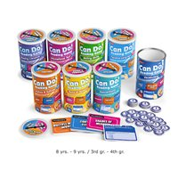 Can Do-Reading Games -Gr. 3-4 Complete Set