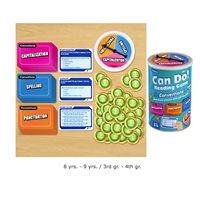 Can Do-Reading Conventions Games -Gr. 3-4