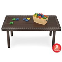 "Toddler Outdoor Table- 26""X 36"""