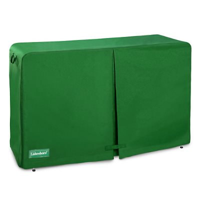 All-Weather Cover for Outdoor 9-Cubby Storage Unit