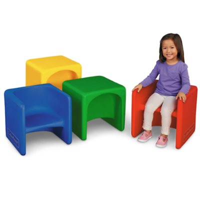 Indoor & Outdoor 3-In-1 Chair Set