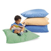 Calm Colours Giant Pillow-Set Of 4
