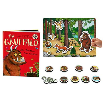 The Gruffalo Magnetic Storytelling Kit