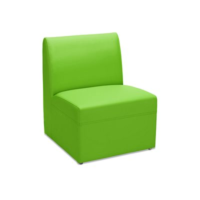 Flex-Space Lounge & Learn Chair-Green