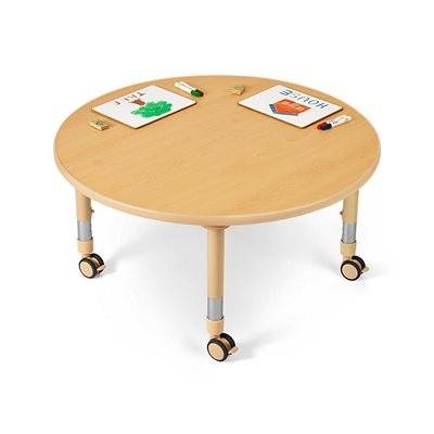 "48"" Mobile Round Table"