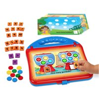 Light-Up Math Activity Centres-Number & Counting