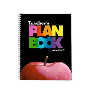 Teacher's Plan Book For 2019-2020