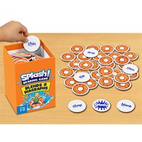 Blends & Digraphs Splash Reading Game