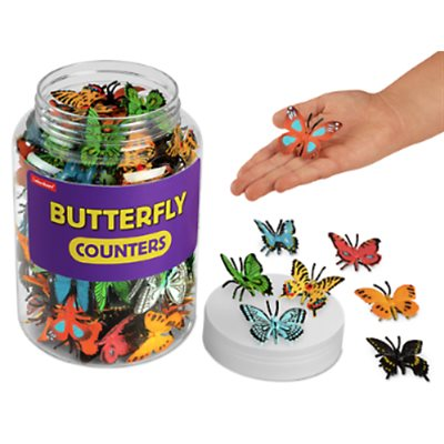 Butterfly Counters
