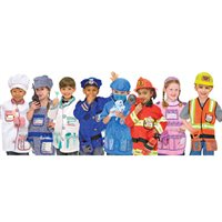 Career Costumes - Set of 8