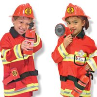 Melissa & Doug® Fire Chief Costume