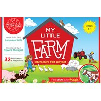 Smart Felt Toys - My Little Farm