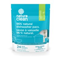 Nature Clean® Automatic Dishwasher PACS - 24 ct