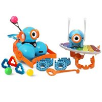 Dash & Dot Robot Wonder Pack With Launcher*