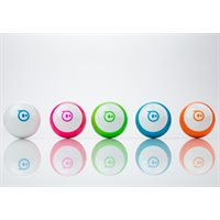 Sphero Minis - Pack of 30 (6 each of Blue, White, Orange, Pink, Green)