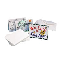 Greeting Cards & Envelopes - Pack of 100