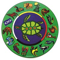 Tuzzles Aboriginal Storytelling Tabletop Puzzle